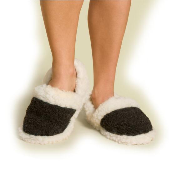 papuče poluduboke merino