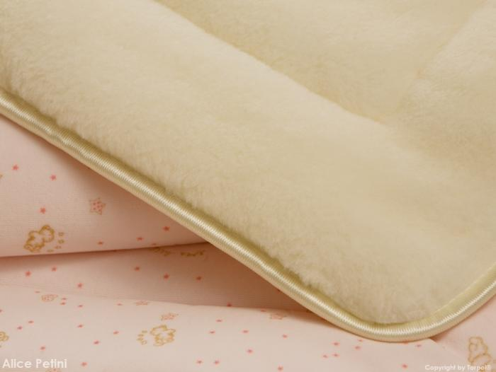 Jastuk roze sa medvideicima