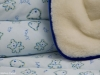 Pokricac za decu-plavi sa medvedicima